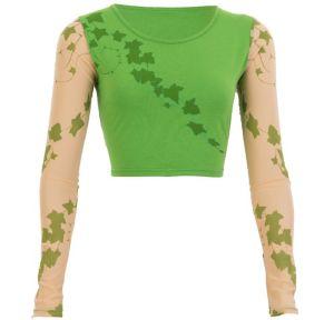Poison Ivy Crop Top - Batman