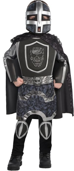 Little Boys Knight Terror Costume