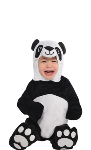 Baby Precious Panda Costume