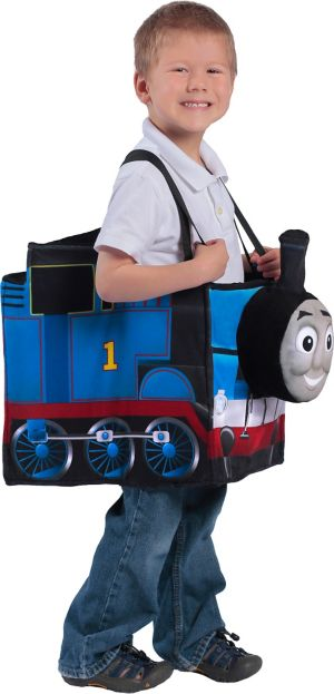Boys Ride-In Thomas the Tank Engine Costume