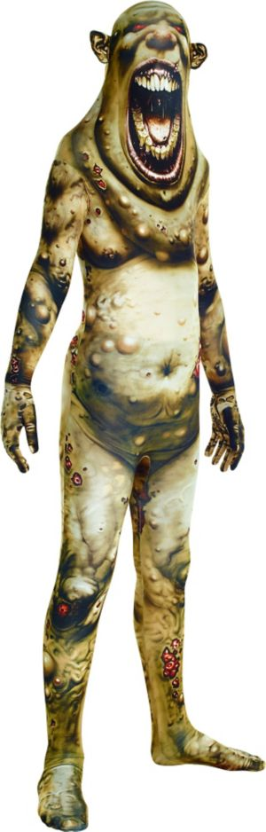 Boys Boil Monster Goblin Morphsuit