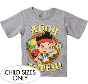 Child Jake & Skully T-Shirt - Jake and the Never Land Pirates