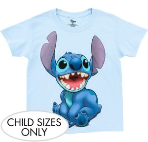 Child Stitch T-Shirt - Lilo & Stitch