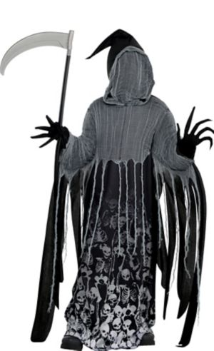 Boys Dark Shadow Creeper Costume