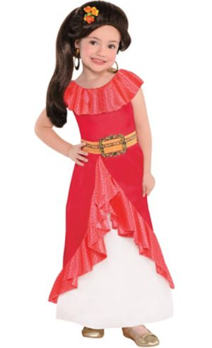 Girls Elena of Avalor Costume