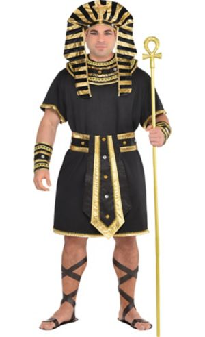 Adult King Tut Costume Plus Size