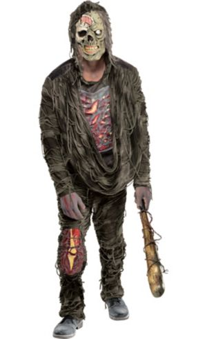 Adult Creepy Zombie Costume