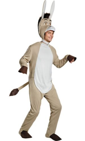Adult Donkey Costume - Shrek