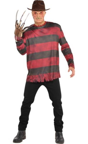 Adult Freddy Krueger Costume - A Nightmare on Elm Street