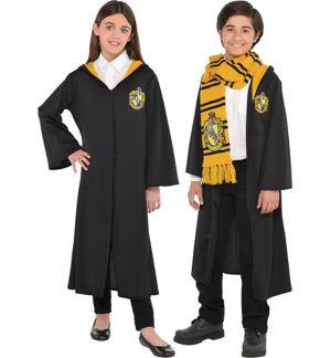 Child Hufflepuff Robe - Harry Potter