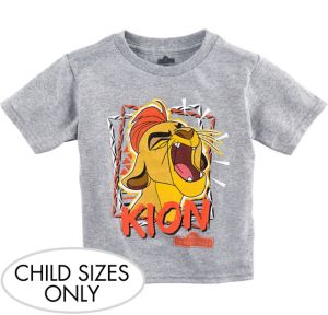 Child Kion T-Shirt - Lion Guard