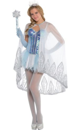 Adult Ice Princess Costume Premier