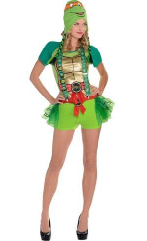 Adult Raphael Costume - Teenage Mutant Ninja Turtles