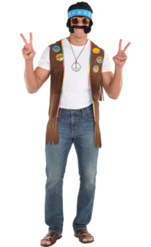 Adult Hippie Costume