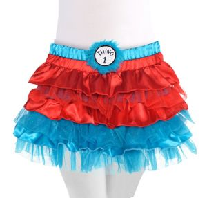Child Thing 1 & Thing 2 Tutu - Dr. Seuss