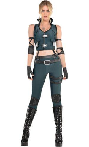 Adult Sonya Blade Costume - Mortal Kombat IX