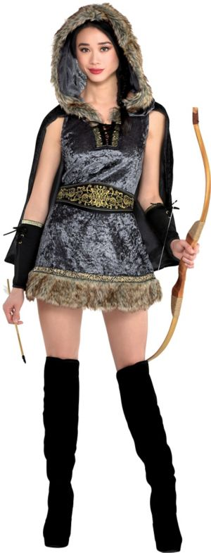 Adult Skilled Archer Costume