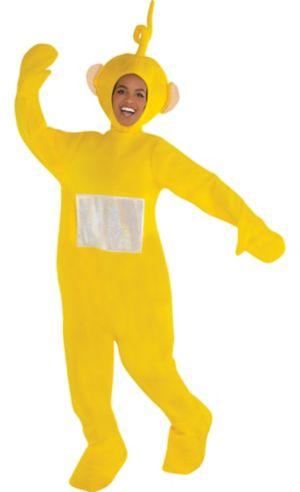 Adult Laa Laa Costume - Teletubbies