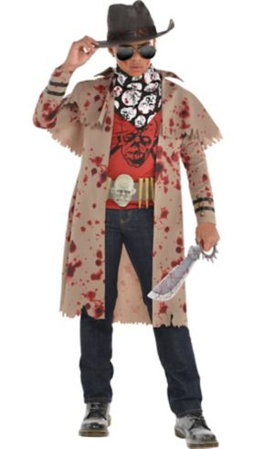 Boys Zombie Slayer Costume
