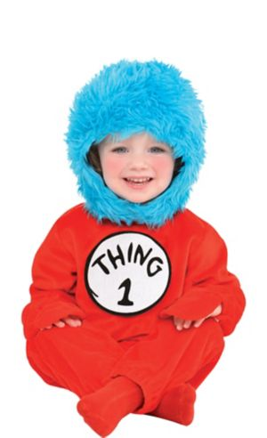 Baby Thing 1 & 2 Costume - Dr. Seuss