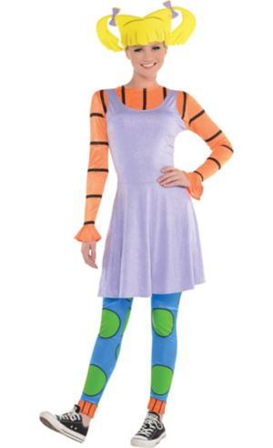 adult angelica costume rugrats party city