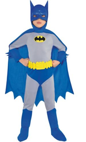 Toddler Boys Classic Batman Costume - The Brave and the Bold