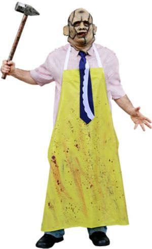 Adult Leatherface Costume - The Texas Chainsaw Massacre