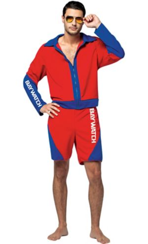 Adult Baywatch Costume