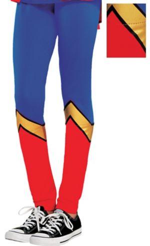 Child Supergirl Leggings