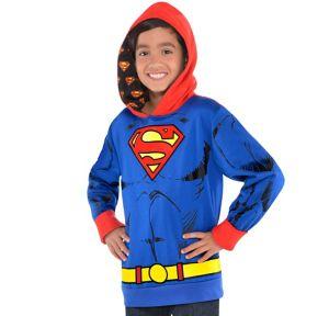Child Superman Hoodie