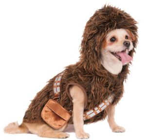 Chewbacca Dog Costume - Star Wars