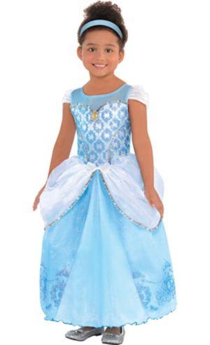Toddler Girls Cinderella Costume