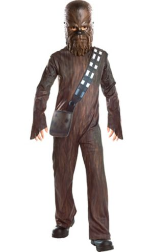 Boys Chewbacca Costume - Star Wars