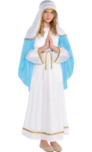 Girls Holy Virgin Mary Costume