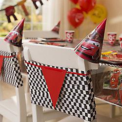 Cars Chair Decorating DIY