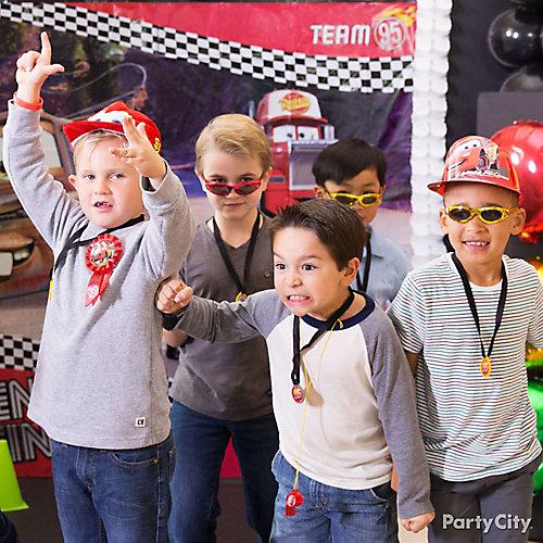 Cars Photo Booth Idea