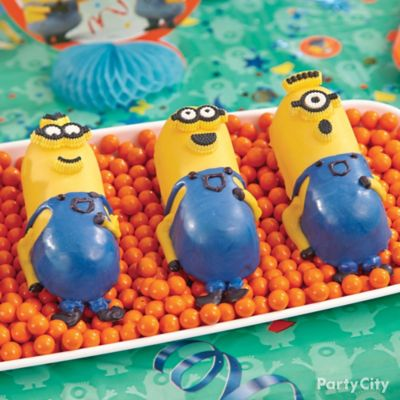 Despicable Me Mini Minions Cake How To