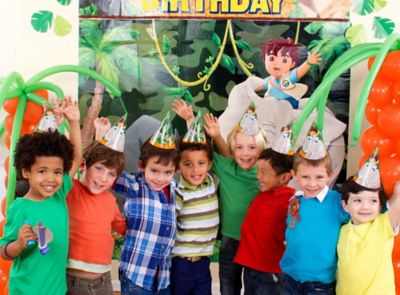 Go Diego, Go! Party Ideas