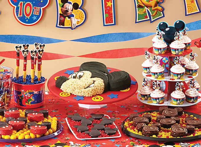 mickey mouse sweets treats