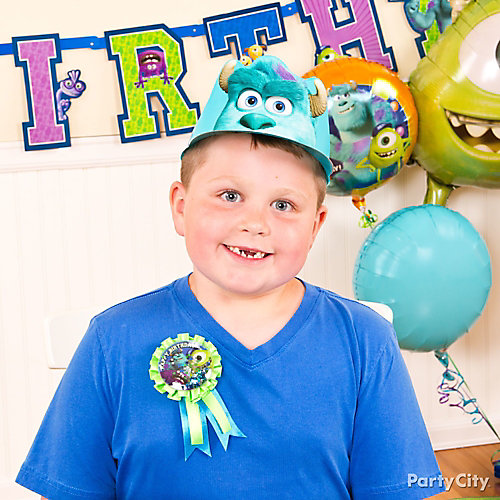 Monsters University Birthday Outfit Idea