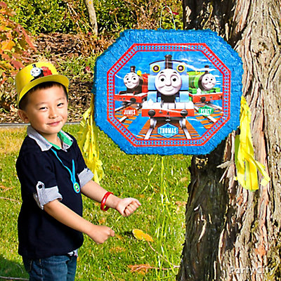 Thomas Pinata Game Idea