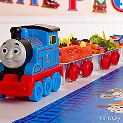 Thomas Buffet Train Idea