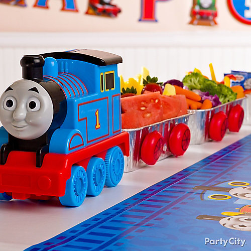 thomas buffet train idea   cake amp cupcake ideas   thomas