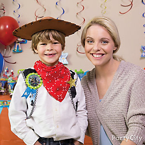 Toy Story Birthday Outfit Idea