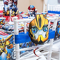 Transformers Chair Deco DIY