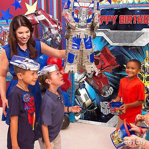 Transformers Pinata Game Idea