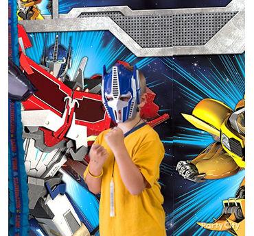 Transformers Dress Up Gear Idea
