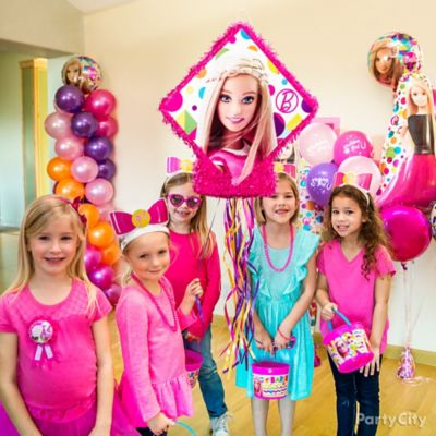 Barbie Pinata Game Idea