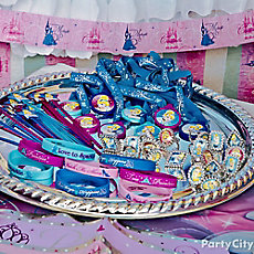 Cinderella Princess Jewels Idea