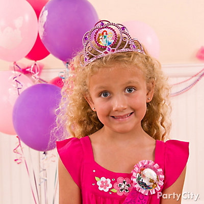 Disney Princess Birthday Outfit Idea
